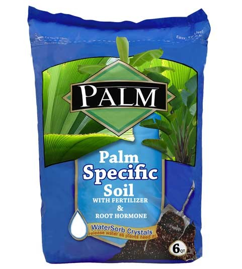 Purple King Palm Specific Enriched Soil - Palm Soil (web)