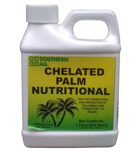 Chelated Palm Nutritional