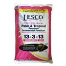Lesco Professional Palm and Tropical Premium Ornamental Fertilizer 13-3-13 Thumb