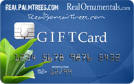 Plant Gift Card Certificate.